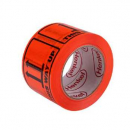 Tape 'this way up' perforated 500/roll