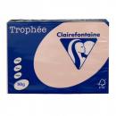 Trophee colours A4 copy paper 80gsm 500 sheet salmon