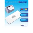 Unistat 38965 multipurpose label 65 per sheet 38.1x21.2mm box 100 sheets
