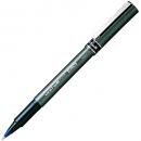 Uni-ball deluxe liquid ink pen micro fine 0.5mm blue