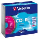 Verbatim cd-r 700mb 52x jewel case