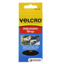 Velcro brand wrap adjustable 19mm x 3m black