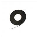 Vista whiteboard liner tape 3mm matt black