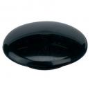 Vista magnetic buttons 20mm pack 10 black