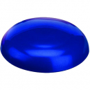 Vista magnetic buttons 20mm pack 10 blue