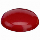 Vista magnetic buttons 20mm pack 10 red