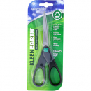 Kleenearth scissors stainless steel blade pointed tip 7'