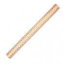 Ruler wooden 30cm
