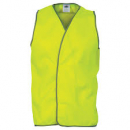 Zions daytime Hivis vest yellow large