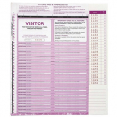 Zions cvsfr corporate visitors security format register kit refill