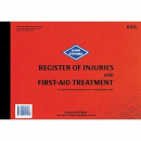 Zions register of injuries and first aid