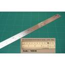 Ruler stainless 1m