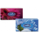 Tissues facial white 2ply box 224