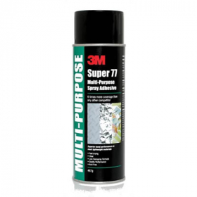 3M super 77 spray adhesive #3MS77