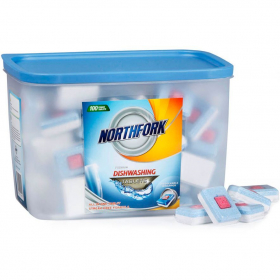 Northfork dishwashing tablets tub 100 #631193538