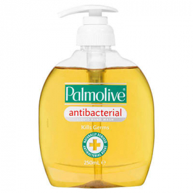 Anti bacterial soft pump hand wash 250ml #HWSP