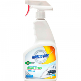 Northfork spray n wipe surface cleaner 750ml #631070400