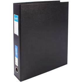 Bantex lever arch binder portrait A3 65mm black #B1467-A10