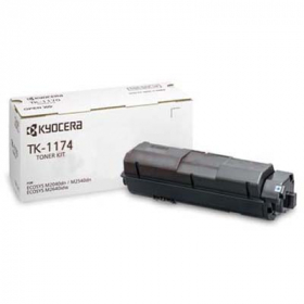 Kyocera tk1174 laser toner cartridge black #KTK1174